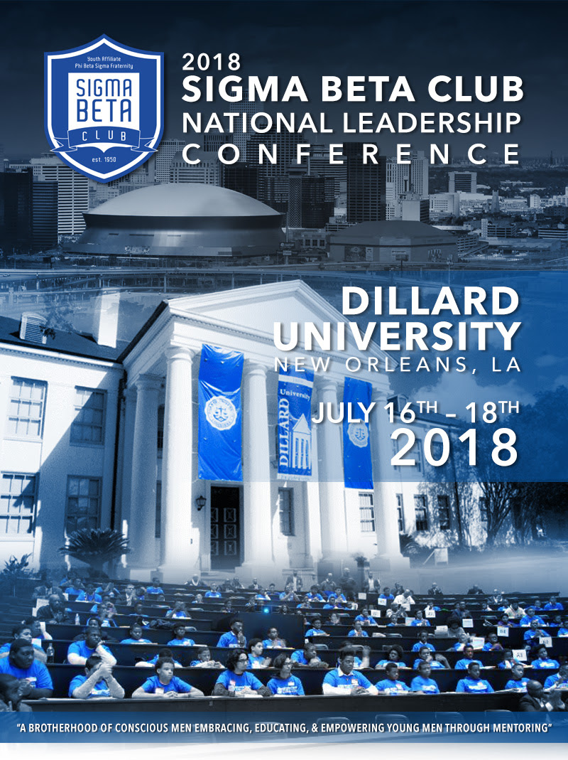 2018 Sigma Beta Club National Leadership Conference