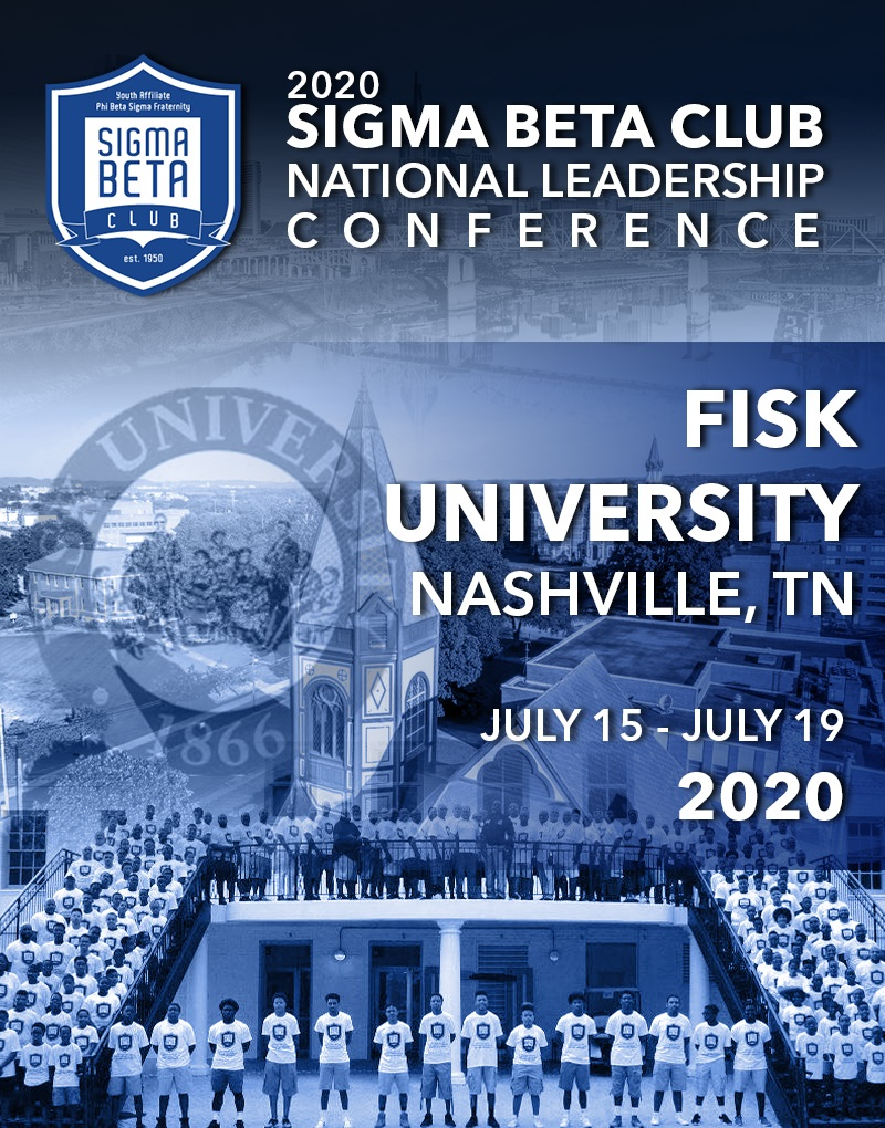 2020 Sigma Beta Club National Leadership Conference